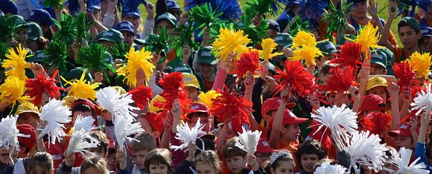 Sports Day will be on Friday, Jun. 10th from 9am – Noon. There will be early dismissal at Noon. Have fun everyone!